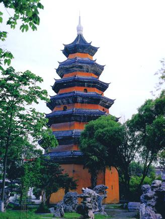 文通塔-历史遗迹-文史淮安全球资讯网-淮安最大的